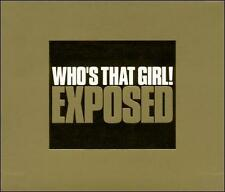 Exposed by Who's That Girl? (CD, Jun-2001, 2 Discs, Almighty Records (UK))