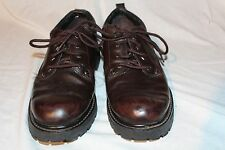 Skechers 7111 Men's Alley Cats Brown Casual Oxford Shoes US 10.5
