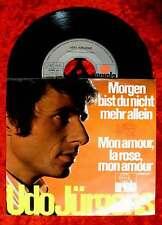 Single Udo Jürgens: Morgen bist Du nicht mehr allein (Ariola 19 884 AT)