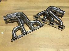 Ford Mustang 281 Twin Turbo Headers cobra V8 4.6L 4.6 SALEEN GT SHELBY 4v 4valve