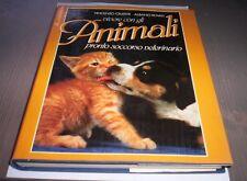 ANIMALI pronto socorso veterinario cani gatti Celeste Rovati Fabbri libro