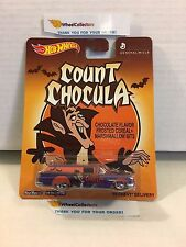 '59 Chevy Delivery Count Chocula * Hot Wheels Pop Culture GENERAL MILLS * N105