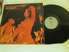 THE FIREBIRDS..LIGHT MY FIRE ORG '68 HARD-FUZZ-PSYCH BLASTER STEREO NM- DISC!