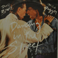 "MICK JAGGER - DAVID BOWIE - DANCING IN THE STREET   EMI 006-2007877   7"" (J76)"