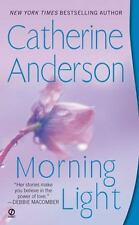 Morning Light by Catherine Anderson *Harrigan Family* (2008, PB) Comb ship avail