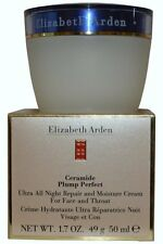 Elizabeth Arden Ceramide Plump Perfect Night  Moist Cream 50ml Face & Throat