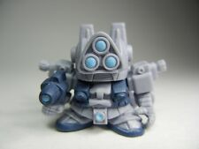 "Gashapon SD Gundam FullColor Stage 53 ""MS-06E-3 ZAKU FLIPPER"" Figure BANDAI"
