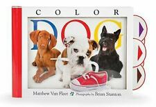 Color Dog, Van Fleet, Matthew, Very Good Book