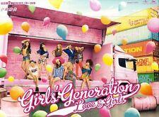 Girls' Generation, Girls Generation - Love & Girls [New CD] Hong Kong - Import