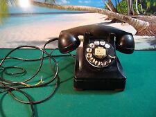 VINTAGE WESTERN ELECTRIC DESKTOP TELEPHONE  - no. 5