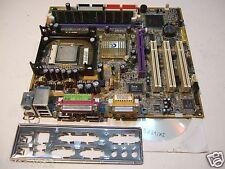 GIGABYTE GA-8PEMT4 REV.1.0 Socket 478 Intel Motherboard +CPU 2.4GHz +512Mb+I/O