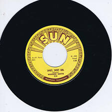 WARREN SMITH - SWEET SWEET GIRL / GOODBYE MR LOVE (Killer SUN label ROCKABILLY)