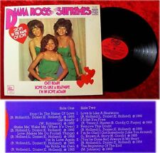 LP Diana Ross & Supremes Stop In the Name Of Love