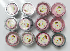 "100x 2"" Mini Paper Cake Cup Chocolate Liners Baking Cupcake Muffin Case Useful"