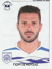 N°295 ELIAS KOTSIOS PAS GIANNINA STICKER PANINI GREEK GREECE LEAGUE 2010