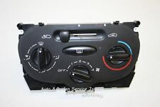 Schalter Heizungs-bedienung Regler PEUGEOT 206 2A-C 1.6i 65KW 89PS 10689-01