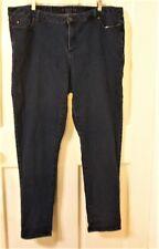 MICHAEL KORS Dark Wash Blue Jeans Women's Size 20W