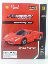 2015 Singapore Shell V-Power Passion Series Enzo Ferrari Car Assembly Kit (1/43)