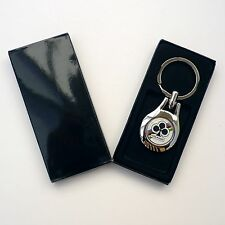 Vintage Style Colnago, Top Quality Chrome Keyring Fob