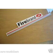 SPRITE Firebrand Motorhome Bonnet Sticker Decal Graphic - SINGLE