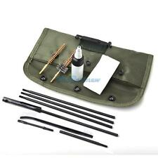 .223 5.56 rifle Cleaning Portable Kit With Pouch Rod Brushes Bottle NEO