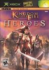 Kingdom Under Fire: Heroes Xbox Great Condition Original Box Slightly Used Game