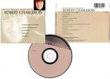 """ROBERT CHARLEBOIS """"Les Plus Belles Chansons De"""" (CD) 1995"""