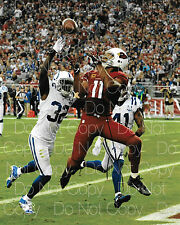 Larry Fitzgerald signed Arizona Cardinals 8X10 photo picture poster autograph RP