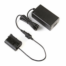 EH-5A AC Power Adapter EH-5+EP-5B DC Coupler for Nikon D800 D800E D600 D7000 V1