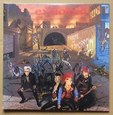 THE EXPLOITED - TROOPS OF TOMORROW (NEW SEALED DOUBLE VINYL LP SET) - LETV130LP