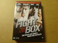 4-DISC DVD / FIGHT BOX: RING OF DEATH, UNDISPUTED, KICKBOXER, STREET WARRIOR