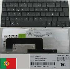 Tastiera Qwerty PO Portoghese HP MINI 1000 700 MP-08C16P0-930 506087-131 Nero