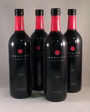 Monavie PULSE Red 4 Bottles Acai Berry Antioxidant Heart Health FREE SHIPPING