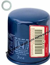 GENUINE HONDA ACURA OIL FILTER w/ Washer Gasket 15400-PLM-A01/02 15400-P0H-305