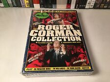 * The Roger Corman Collection Sealed DVD Box Set 8 Horror Exploitation Movies