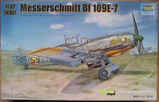 Trumpeter 2291 Messerschmitt Bf 109E-7   1:32