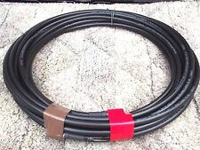LMR400 Solid 50 Ohm Compatible Coax 100 Ft W/No connectors CB/Ham Radio US Made