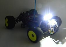3 LED LIGHT BAR. RC CAR, TRUCK, CRAWLER.. BRIGHT WHITE.. NEW.. CUSTOM LIGHTING..