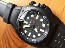 Bell & Ross BR02 Carbon Pro