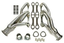 For SBC CERAMIC COATED Chevelle Monte Carlo Mid Length Headers Camaro V8 1 5/8""