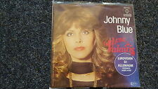 Lena Valaitis - Johnny Blue 7'' Single SUNG IN ENGLISH FRANCE