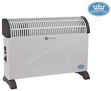 Prem-I-Air 2 KW Home Office Convector riscaldatore con Turbo, Termostato & 3 Impostazioni