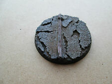 Urban Combat 1 60mm round base TIPO 1 PER WARHAMMER 40K Mantic WARPATH ETC