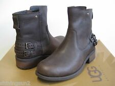 Ugg Orion Leather Stout Women Boots US7/UK5.5/EU38