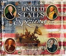 The Founding Of The United States Experience 1763-1815 Souter W/ CD Rom Maps ETC