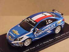 Spark 1/43 Resin Chevolet Cruze 1.6T, Winner Race 1 2012 Macau WTCC, #1  #S2494