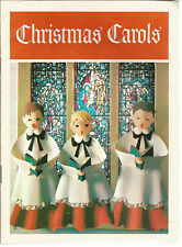 Christmas Carols Foremost Insurance Company SC 1965