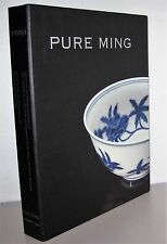 2 x Sotheby's Hong Kong Hardback Catalogues Pure Ming in Slip Case 2006 17/29