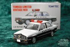 [TOMICA LIMITED VINTAGE NEO LV-N113a 1/64] BMW 325i 2door Police Car