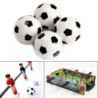 4pcs 32mm Indoor Soccer Table Foosball Ball Football Fussball Replacement Futbol